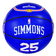 Spalding NBA Jersey Ben Simmons Basketball, , rebel_hi-res
