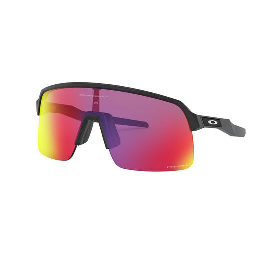 OAKLEY Sutro Lite Sunglasses - Matte Black with PRIZM Road, , rebel_hi-res