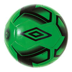 Umbro Neo Team Trainer Soccer Ball Green / Black 5, Green / Black, rebel_hi-res