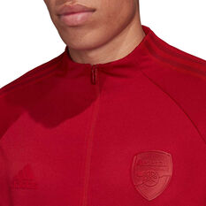 Arsenal 2020/21 Mens Anthem Jacket, Red, rebel_hi-res