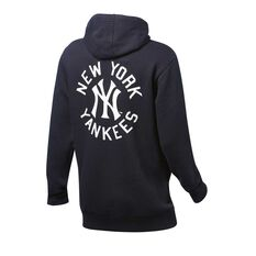 New York Yankees  Men's Whelam Hoodie, , rebel_hi-res