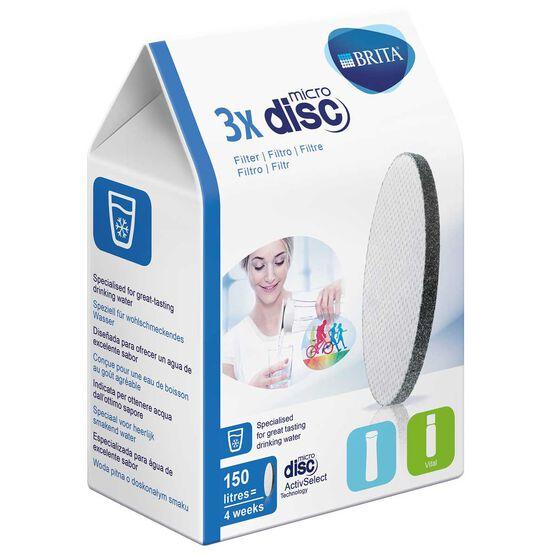 Brita MicroDisc Filter 3 pack, , rebel_hi-res