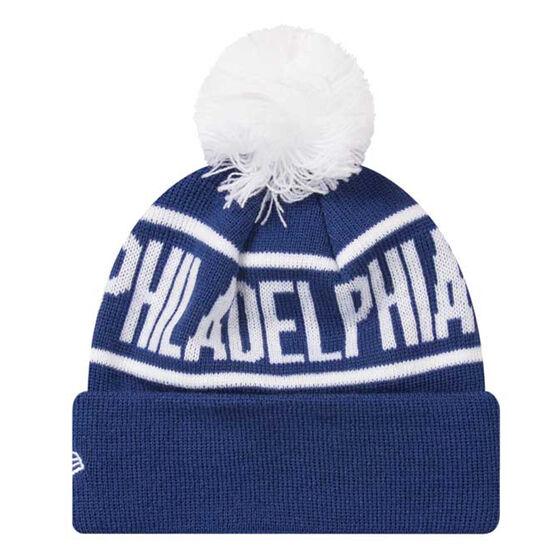 Philadelphia 76ers 2019 Kids New Era Knits On Fire Beanie, , rebel_hi-res
