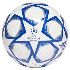 UEFA Champions League Finale 2020 Club Soccer Ball White/Blue 4, White/Blue, rebel_hi-res