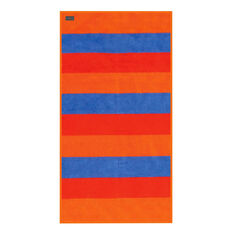 Sandusa Waterproof Beach Towel Blue, , rebel_hi-res