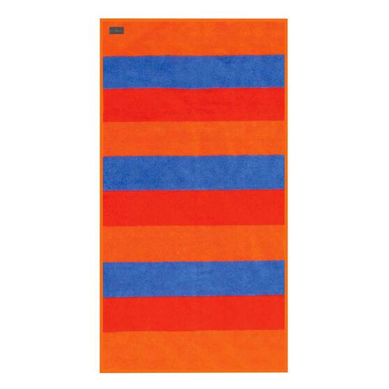 Sandusa Waterproof Beach Towel Blue, , rebel_hi-res
