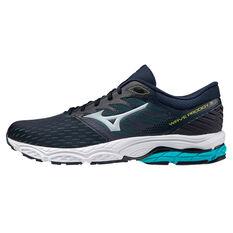 Mizuno Wave Prodigy 3 Mens Running Shoes Blue US 8, Blue, rebel_hi-res