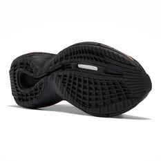 Reebok Zig Kinetica II Mens Casual Shoes, Black/Orange, rebel_hi-res