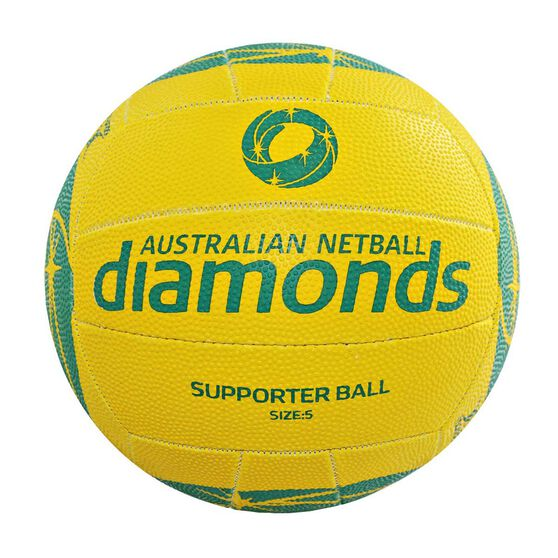 Gilbert Netball Australia Diamonds Supporter Netball 5, , rebel_hi-res
