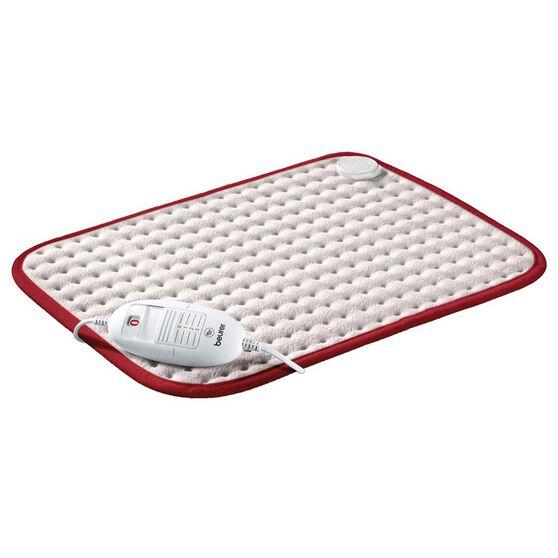 Beurer Personal Heat Pad Red / Cream, , rebel_hi-res