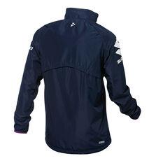 Melbourne Storm 2019 Mens Wet Weather Jacket Navy S, Navy, rebel_hi-res