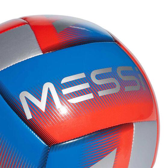 8f26c085b adidas Messi Capitano Soccer Ball Blue / Red 5
