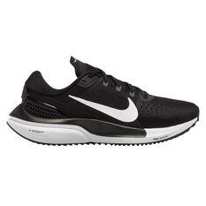 Nike Air Zoom Vomero 15 Womens Running Shoes Black/White US 6, Black/White, rebel_hi-res