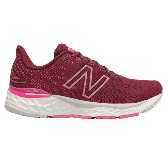 New Balance 880v11 Mens Running Shoes Burgundy US 6.5, Burgundy, rebel_hi-res