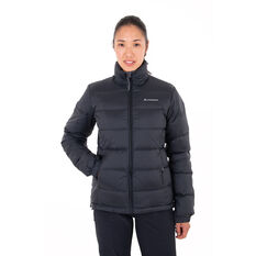 Macpac Women's Halo Down Jacket Black 10, Black, rebel_hi-res