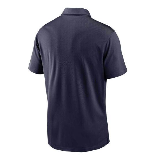 Dallas Cowboys 2020 Mens Logo Essential Polo, Navy, rebel_hi-res