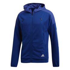 adidas Mens ID Hybrid Jacket Blue S, Blue, rebel_hi-res