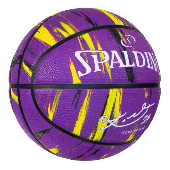 Spalding Kobe Bryant Marble Basketball, , rebel_hi-res