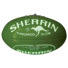 Sherrin Glow in the Dark Soft Touch AFL Football, , rebel_hi-res