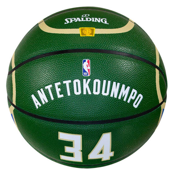 Spalding NBA Jersey Giannis Antetokoumpo Basketball, , rebel_hi-res