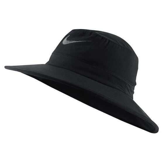 Nike Sun Tech Bucket Hat Black L   XL Adult  d064ffdb9f9
