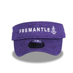 Fremantle Dockers 2018 AFLW Training Visor OSFA, , rebel_hi-res