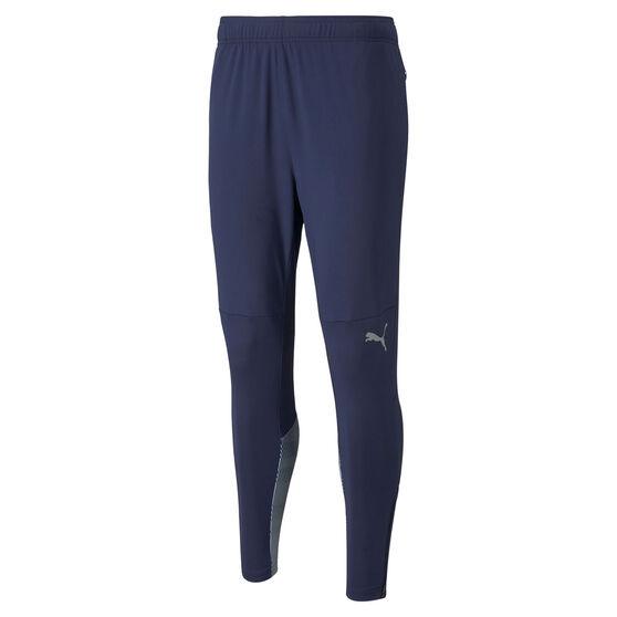 Manchester City 2021/22 Mens Training Pants, Blue, rebel_hi-res