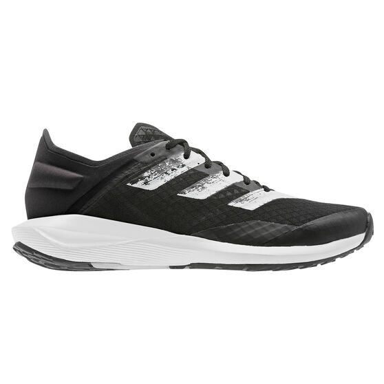 adidas RapidaFaito SUMMER.RDY Kids Running Shoes, Black / Gold, rebel_hi-res