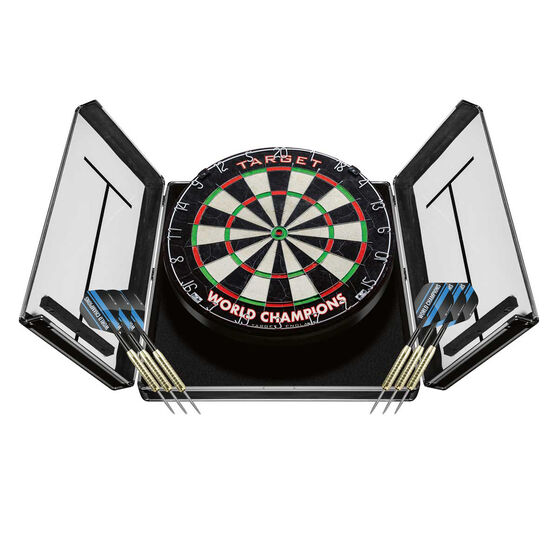 Target World Champion Aluminum Dartboard Set, , rebel_hi-res