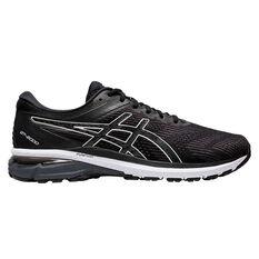Asics GT 2000 8 Mens Running Shoes, Black / White, rebel_hi-res
