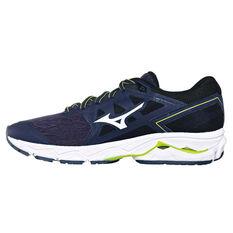 Mizuno Wave Ultima 10 Mens Running Shoes Blue / White US 8, Blue / White, rebel_hi-res
