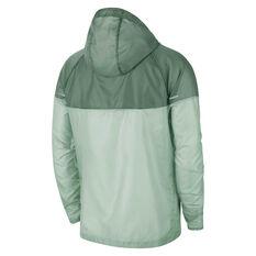 Nike Mens Windrunner Jacket Green XS, Green, rebel_hi-res