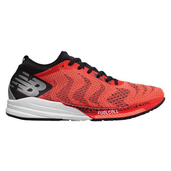 New Balance FuelCell Impulse Mens Running Shoes, Orange, rebel_hi-res