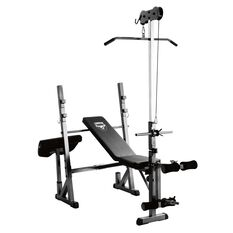 Torros PRO17 Multi Workout Bench, , rebel_hi-res