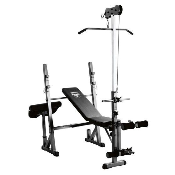 Rebel Fitness Equipment In Omaha Nebraska: Torros PRO17 Multi Workout Bench