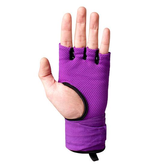 Sting Elastic Quick Wraps, Purple, rebel_hi-res