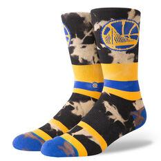 Stance  Mens Golden State Warriors Socks Multi M, Multi, rebel_hi-res