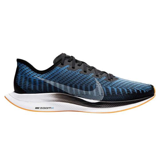 Nike Zoom Pegasus Turbo 2 Mens Running Shoes, , rebel_hi-res