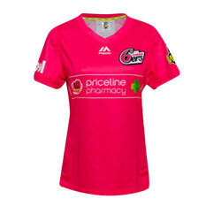 Sydney Sixers 2019/20 Womens WBBL Onfield Jersey, Magenta, rebel_hi-res