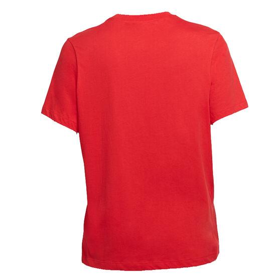 Nike Sportswear Mens Just Do It Tee, Red, rebel_hi-res