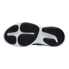 Nike Revolution 4 Junior Boys Running Shoes Black / White US 11, Black / White, rebel_hi-res