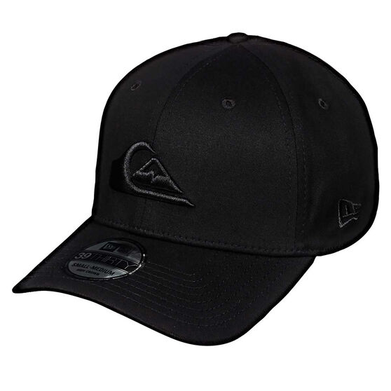 Quiksilver Mountain and Wave Cap Black S / M, Black, rebel_hi-res