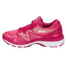 Asics GEL Nimbus 20 Womens Running Shoes Pink US 6, Pink, rebel_hi-res