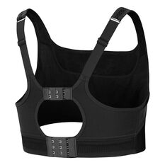 Nike Womens Alpha UltraBreathe High Impact Sports Bra Black XS, Black, rebel_hi-res