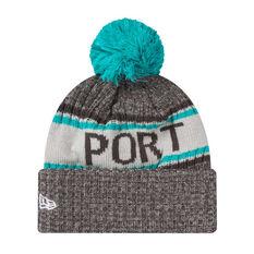 Port Power New Era 6 Dart Cuff Beanie, , rebel_hi-res
