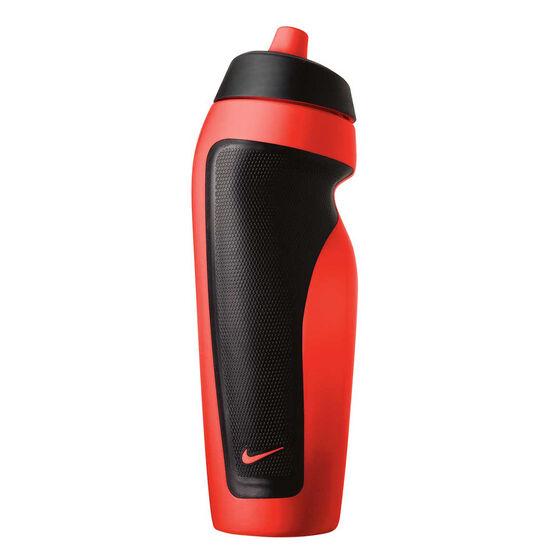 Nike Sport 600ml Water Bottle Red 600mL, Red, rebel_hi-res