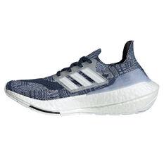 adidas Ultraboost 21 Primeblue Kids Running Shoes Blue/White US 4, Blue/White, rebel_hi-res