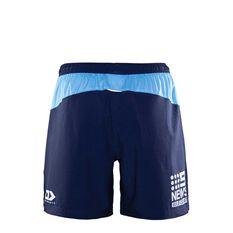Gold Coast Titans 2020 Mens Gym Shorts, Blue, rebel_hi-res