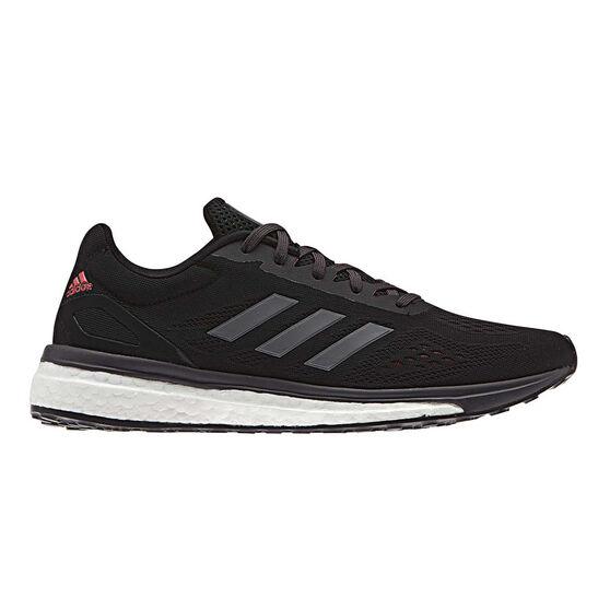 2386af14d2b adidas Response LT Womens Running Shoes Black   Silver US 9