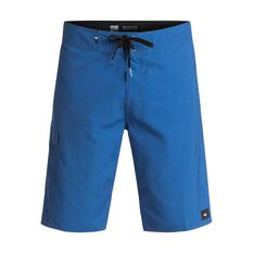 Quiksilver Mens Everyday 21in Board Shorts Blue 30 Adult, Blue, rebel_hi-res